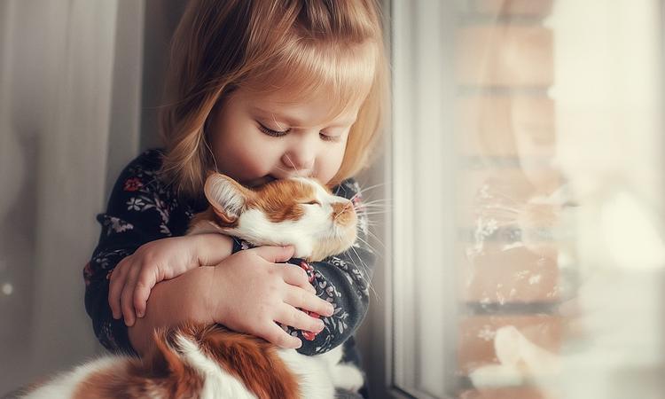 Huisdier voor kind