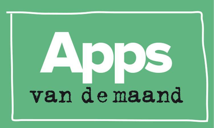 Apps van de maand