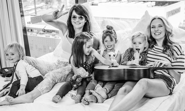 BN'er moeders voeren campagne voor #mompeace