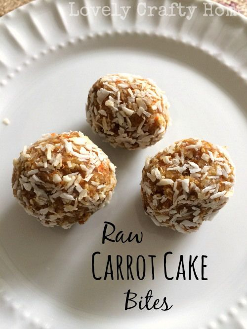 carrot cake balletjes