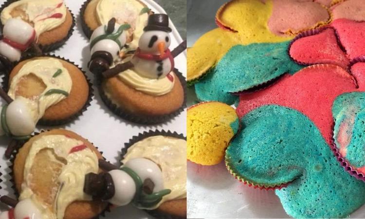 mislukte cupcakes ouders