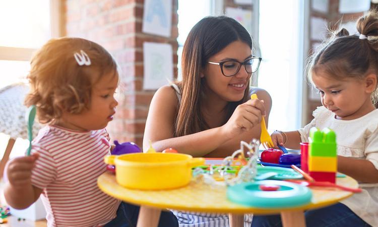 Dit is waarom jullie zo blij zijn met de pedagogisch medewerker(s) op het kinderdagverblijf