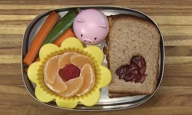 Zo maak je een feest van de broodtrommel van je kind