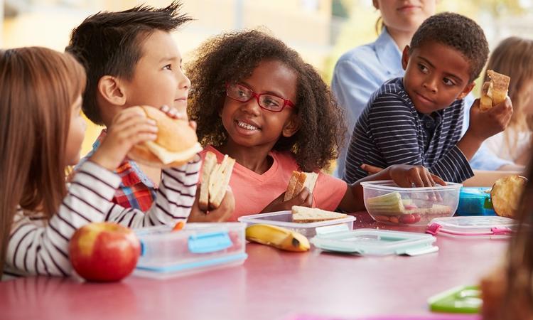 gezond eten kind
