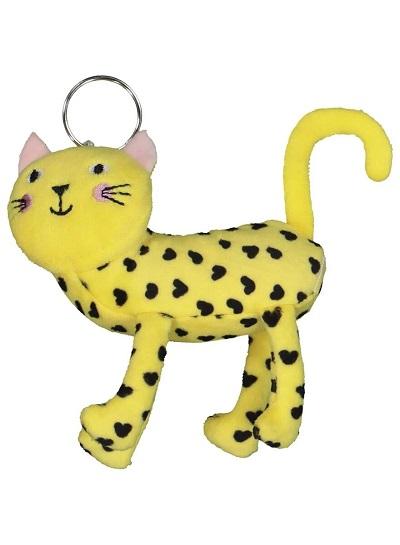 Sleutelhanger kat