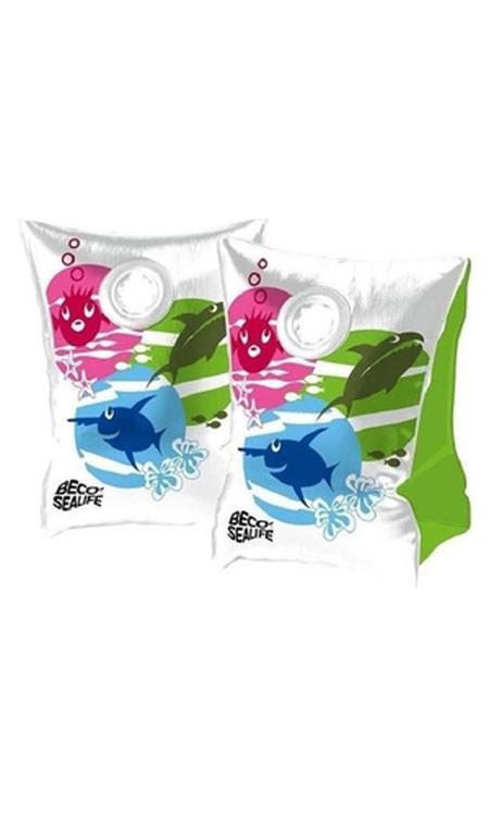 Beco Sealife zwembandjes / zwemvleugels gekleurd - maat 00 - tot 15 kg - Zwembenodigdheden - Zwemhulpjes