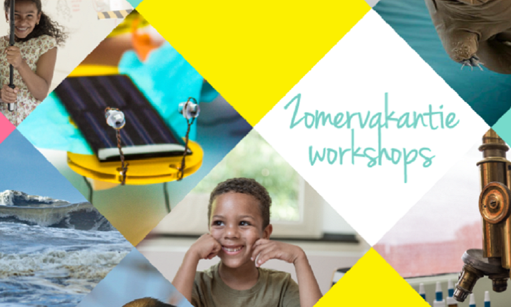 Science Centre Delft - Kidsproof.nl