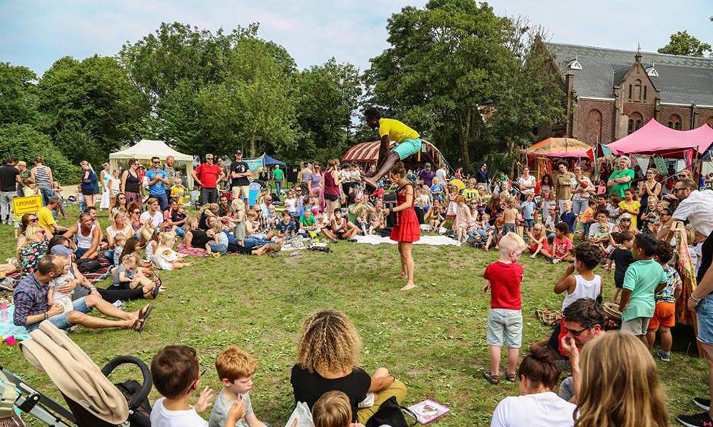 Kindermuziek festival