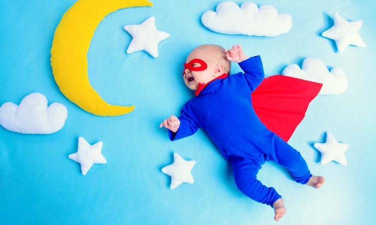 29x babynamen geïnspireerd op striphelden en cartoons
