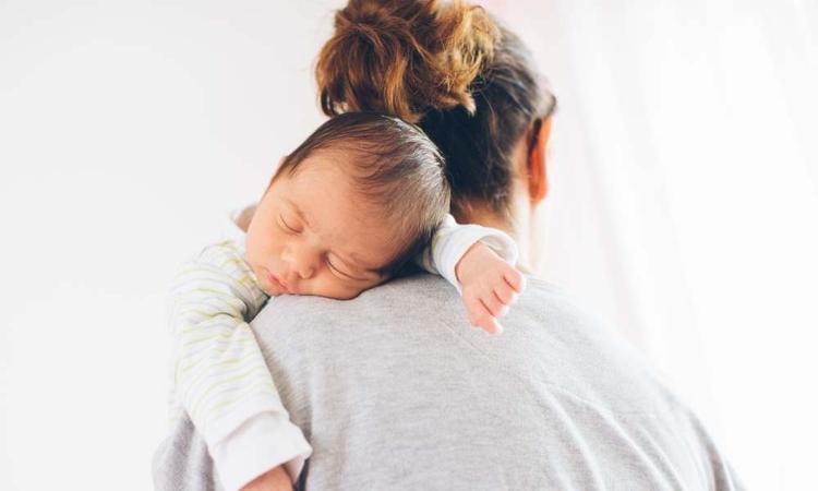 Ter inspiratie: 12 prachtige foto's van pasgeboren baby's