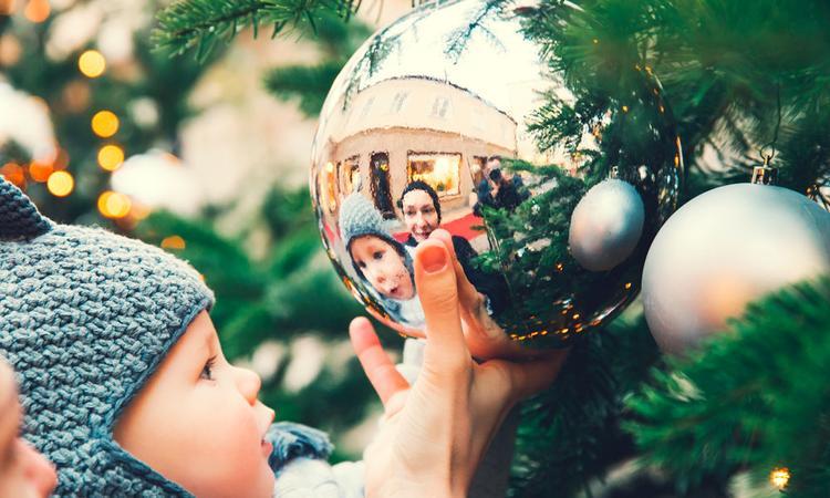 De eerste kerst met je baby: 7 tips