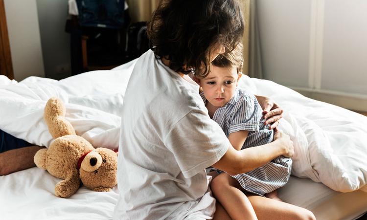 Bang voor onweer, zo help je je kind