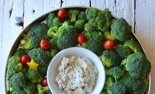 groenten krans