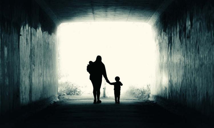 ouders eenzaam