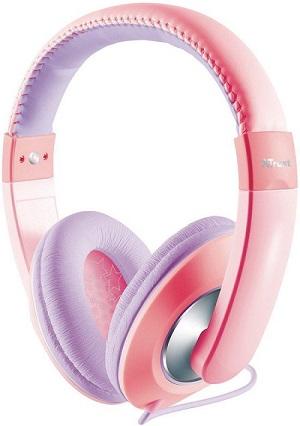 Trust Sonin - Kinder koptelefoon - On-ear - Roze/Paars
