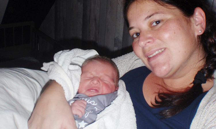 Bevallingsverhaal: 'Pas later hoor ik dat de navelstreng om het nekje zat'
