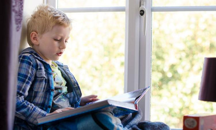 Oefenen met lezen in de zomervakantie