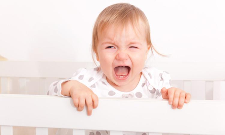 Verlatingsangst bij baby's