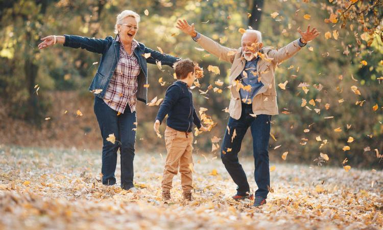De 10 geboden voor opa's en oma's