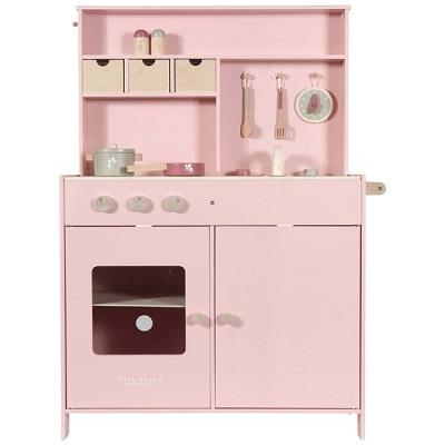 Roze keuken Little Dutch