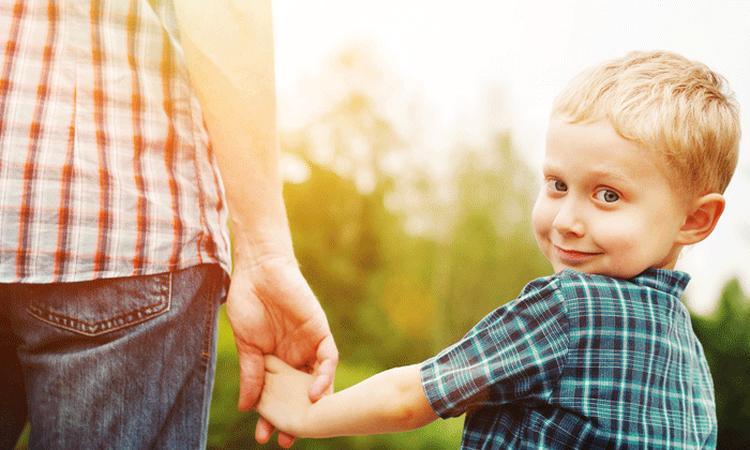 5 hilarische wetten van het ouderschap