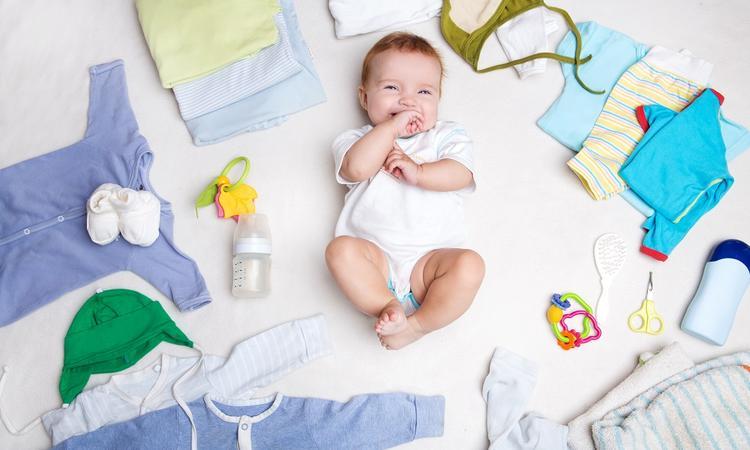 6 tips om slim babykleding te shoppen