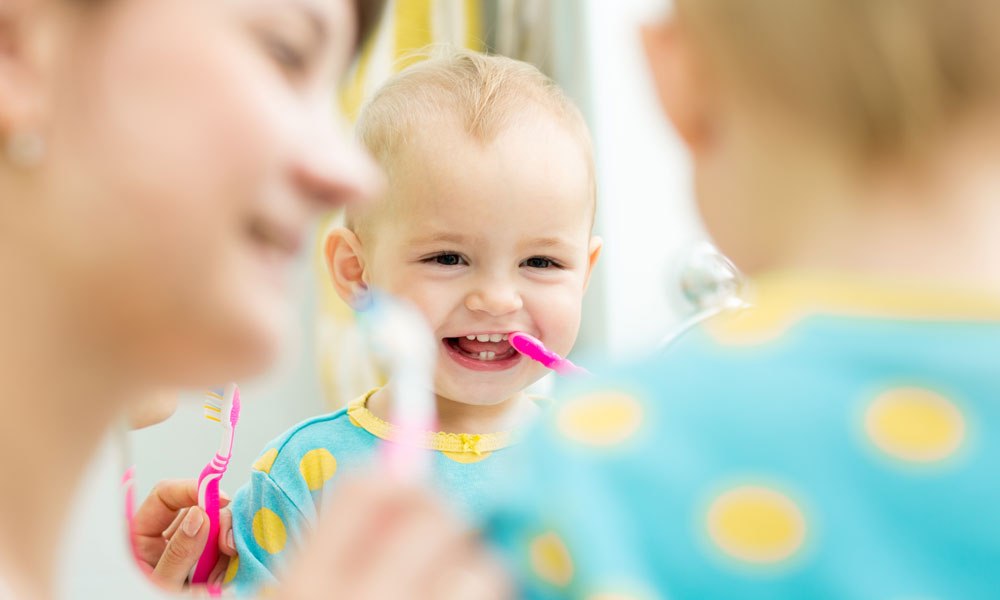 Tanden Poetsen Van Je Baby Ouders Van Nu