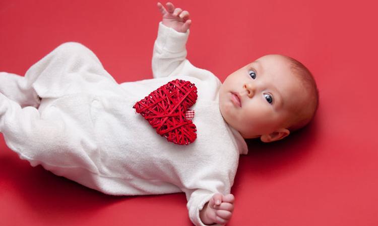 40 babynamen met een liefdevolle betekenis