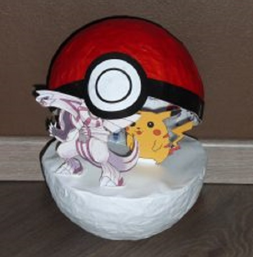 pokemon bal surprise