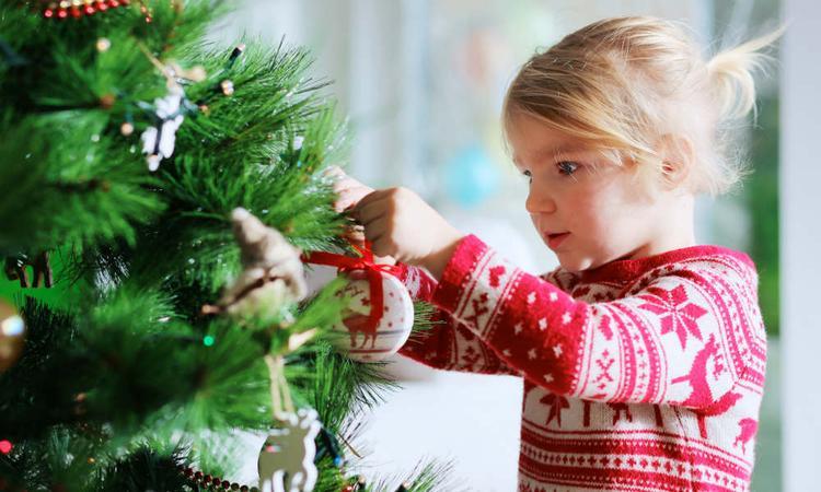 9x wat er anders is aan je kerstboom als je kinderen hebt