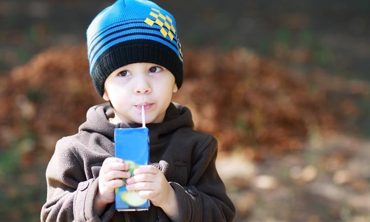 'Drinkpakjes voor kinderen:  meer suiker dan in cola'
