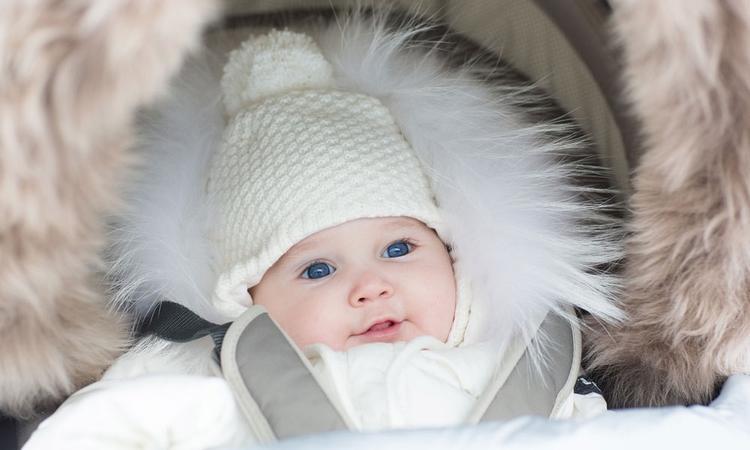 Goed om te weten: zo bescherm je je baby tegen de kou