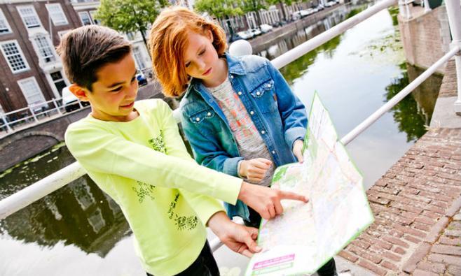 7x speciale stadswandelingen voor kinderen