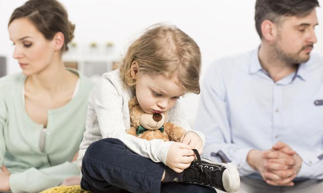Scheiden: dit zeg je tegen je kind