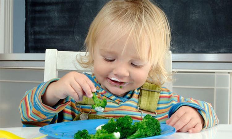 Nieuwe truc om kind gezond(er) te laten eten