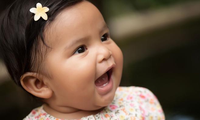 Leren praten: zo leert je baby praten