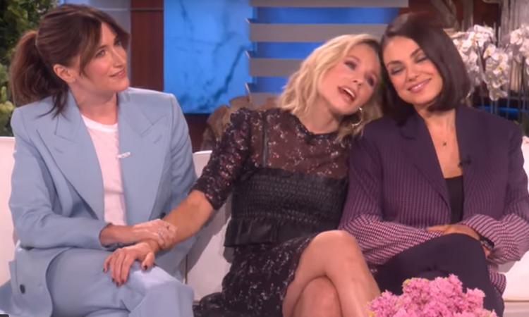 Kristen Bell onthult hilarisch kolf ongeluk