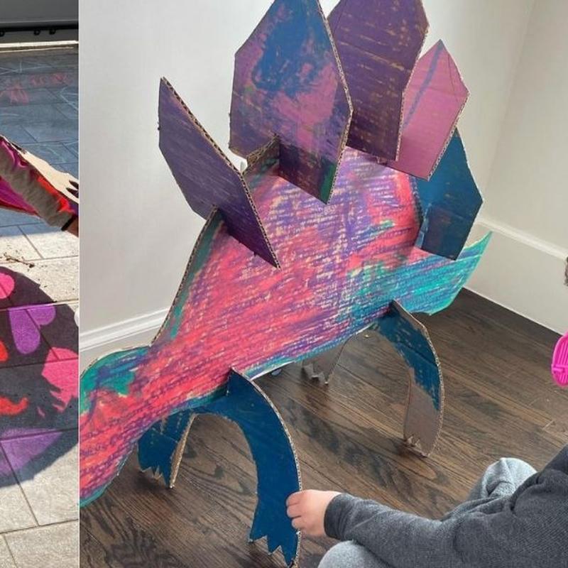 8x creatieve knutsel-ideeën met karton voor urenlang plezier