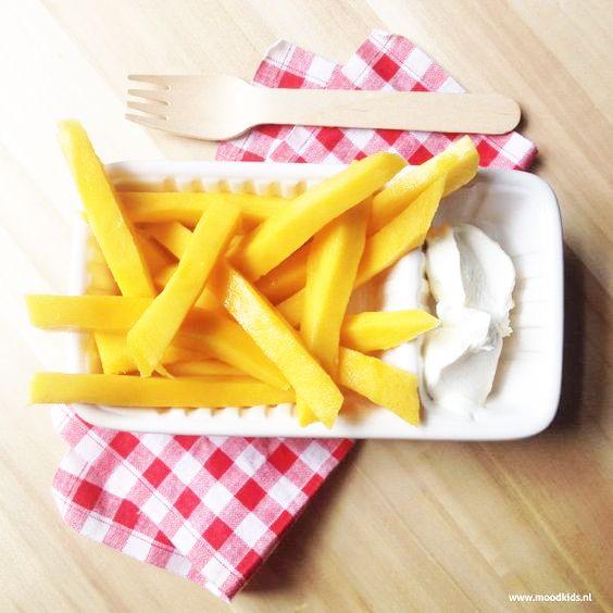 glutenvrije traktatie friet