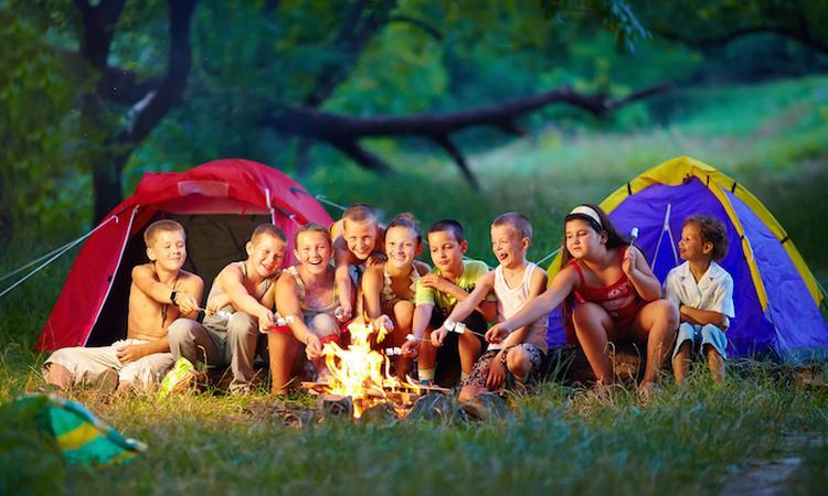 Een zomerkamp voor kinderen van gescheiden ouders