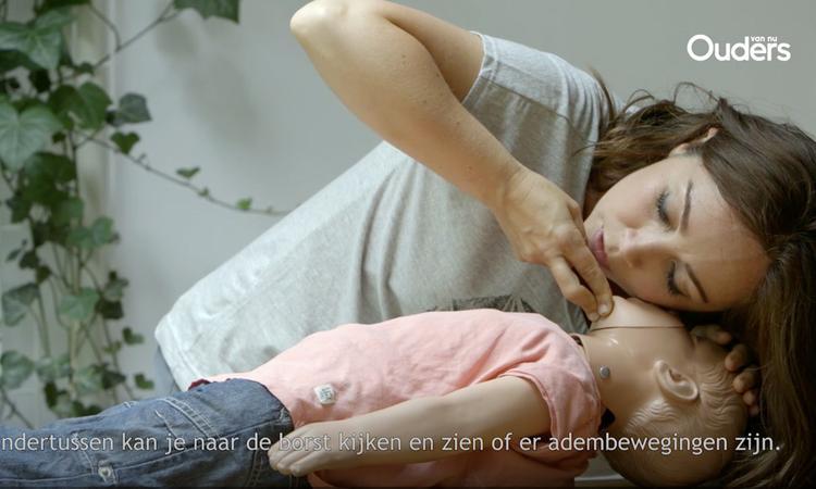 Explosieve stijging in behoefte kinder-EHBO bij ouders