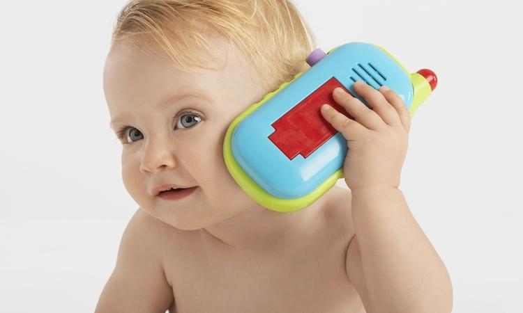5 geluiden waar baby's van houden