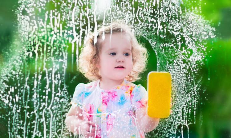 huishoudelijke klusjes voor kinderen