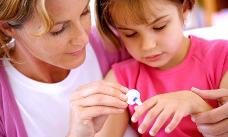 Wratten behandelen bij je kind