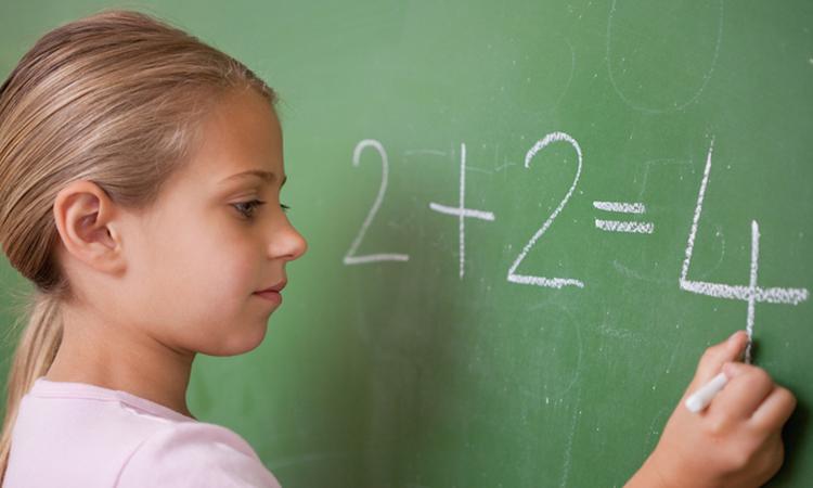 Zo leert je kind eenvoudig rekensommen maken