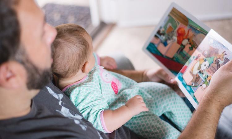 Blog: Lezen vaders genoeg voor?