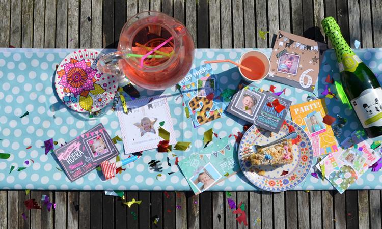 Magnifiek Uitnodigingen maken voor een kinderfeestje | Ouders van Nu #CP06