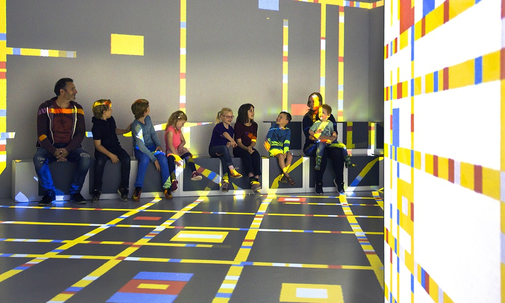 Mondriaanhuis - Kidsproof.nl
