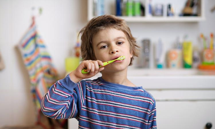tanden niet goed poetst