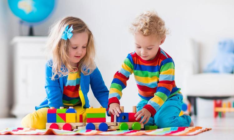 Samen spelen, hoe leert je kind dat?